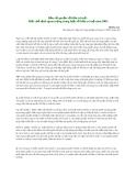 Bảo vệ quyền sở hữu trí tuệ Một chế định quan trọng trong luật sở hữu trí tuệ năm 2005
