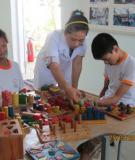 Nghiên cứu định tính trẻ em khuyết tật tại  Đồng Nai và An Giang
