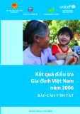 Kết quả điều tra gia đình Việt Nam năm 2006