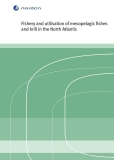 fishery and utilisation of mesopelagic fishes and krill in the north atlantic