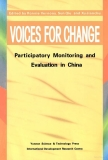 voices for change participatory monitoring and evaluation in china