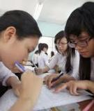 Trường THPT Mỹ Đức đề thi thử đại học năm 2013 môn văn khối D