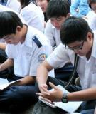 Trường THPT Nam Định đề thi thử đại học văn khối D
