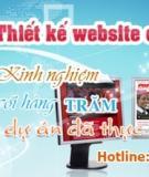 TÀI LIỆU HƯỚNG DẪN QUẢN TRỊ WEBSITE  ALPHANET WEB SOLUTION