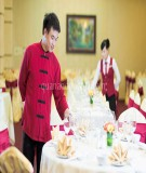 Khóa luận tốt nghiệp: Hoàn thiện quy trình phục vụ bàn tại nhà hàng Garden Brasserie (Khách sạn Parkroyal Sai Gon)