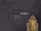 Đồ án:Khách sạn Champa