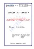 Luận văn:Quy trình giao nhận hàng hóa nhập khẩu nguyên container bằng đường biển của Công ty TNHH Vận tải - Thương mại Quốc Việt