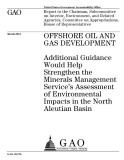 offshore oil and gas development