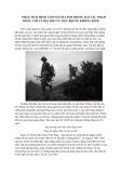 Phân tích hình ảnh người lính trong hai tác phẩm Đồng chí và bài thơ về Tiểu đội xe không kính