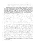 Phân tích hình tượng người lái đò trong tùy bút Người lái đò sông Đà