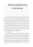 Tài liệu tham khảo: Bi kịch của người phu nữ trong Ca Dao Việt Nam