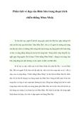 Phân tích vẻ đẹp của Đăm Săn trong đoạn trích chiến thắng Mtao Mxây