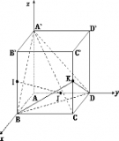 Sáng kiến kinh nghiệm: Giải Hình học không gian bằng phương pháp tọa độ