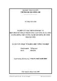 luận văn: NGHIÊN CỨU ĐẶC ĐIỂM SINH HỌC VÀ BIỆN PHÁP KỸ THUẬT NHẰM NÂNG CAO NĂNG SUẤT, CHẤT LƯỢNG HỒNG VIỆT CƯỜNG TẠI HUYỆN ĐỒNG HỶ TỈNH THÁI NGUYÊN