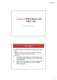 Chương 7:THIẾT BỊ ĐƯA DỮ LIỆU VÀO