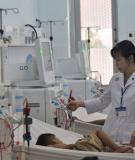 Nhiễm trùng có thể gây hỏng thận ở bé