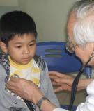 Phòng bệnh hô hấp cho bé ngày rét đậm