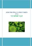 Sách: Sinh trưởng và phát triển của vi sinh vật