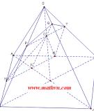 Đề tài: Sử dụng MAPLE giải một số bài toán hình học