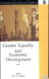 gender equality economic development