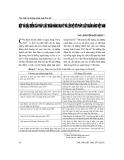 """Báo cáo """" Một vài đặc điểm của pháp luật ngân hàng Hoa Kỳ và liên hệ với pháp luật ngân hàng Việt Nam """""""