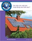 Các tấm pin mặt trời hoạt động như thế nào?