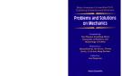 Problems and solutionson mechanics