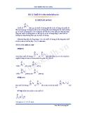 Bài 12 Chuỗi số và tiêu chuẩn hội tụ (tt)