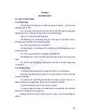 Chương 4: Hệ nhiệt động học - Môn Vật lý đại cương