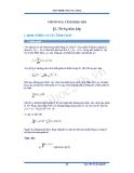 Chương 2-  TÍCH PHÂN BỘI Bài 1 Tích phân kép