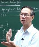 Ôn thi đại học phương trình lượng giác
