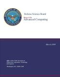 defense science board report on advanced computing
