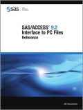 sasaccess 9 2 interface to pc files reference