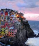 Chiêm ngưỡng vẻ đẹp rực rỡ thành phố Cinque Terre -Ý