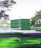Chuyên đề xử lý nước thải bằng các quá trình tự nhiên - Nguyễn Thị Ngọc Ánh