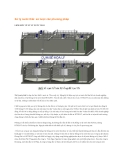 Xử lý nước thải: sơ lược các phương pháp