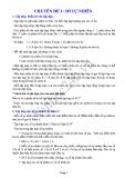 CHUYÊN ĐỀ 1: SỐ TỰ NHIÊN - ĐẠI SỐ LỚP 6