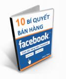 10 Tuyệt Chiêu bán hàng trên Facebook