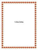 Truyện ngắn Loăng Quăng