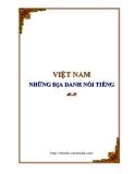 Những địa danh nổi tiếng Việt Nam