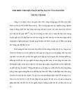 Tìm hiểu truyện ngắn Rừng xà nu của Nguyễn Trung Thành