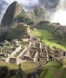 Machu Picchu miền bắc Peru