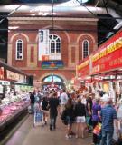 Những khu chợ ấn tượng nhất thế giới
