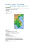 Địa lí 12 bài 2: Vị trí địa lí, phạm vi lãnh thổ