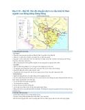 Địa lí 12 – Bài 33: Vấn đề chuyển dịch cơ cấu kinh tế theo ngành của đồng bằng Sông Hồng
