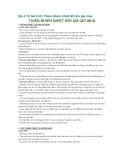 Địa lí 12 bài 9-10: Thiên nhiên nhiệt đới ẩm gió mùa