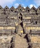 Chiêm ngưỡng đền phật Borobudur ở Indonesia