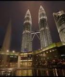 Du lịch kết hợp mua sắm tại Malaysia
