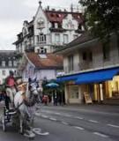 Interlaken - Thành phố du lịch lý tưởng của Thụy Sĩ