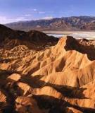 Khám phá vẻ đẹp thú vị ở Thung lũng chết